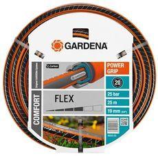 """Поливочный Шланг из ПВХ с системой фитингов Gardena Comfort FLEX 13 мм (1/2"""")(18034) 20м."""