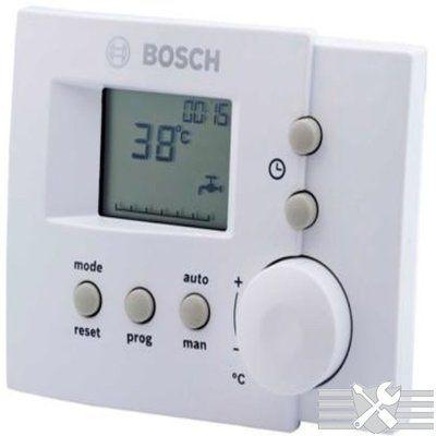 Bosch Дистанционный регулятор CR12005 OpenThermTM (для котла Condens 2000 W и Gaz 6000 W) цены