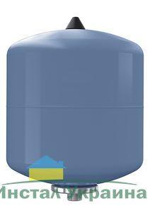 Гидроаккумулятор вертикальный Reflex Refix DE 7301006 8L DE (синий) 16 бар (мембрана сменная)