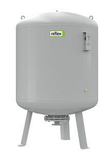 Расширительный бак вертикальный Reflex G 8526605 1500L G (серый) 6 бар (мембрана сменная)
