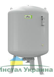 Расширительный бак вертикальный Reflex G 8526005 1500L G (серый) 10 бар (мембрана сменная)