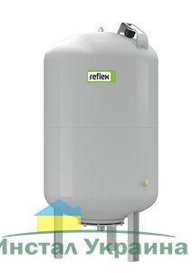 Расширительный бак вертикальный Reflex G 8518100 200L G (серый) 10 бар (мембрана сменная)