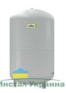 Расширительный бак вертикальный Reflex S 8219100 500L S (серый) (ножки) 10 бар (мембрана не сменная)