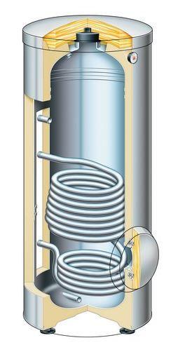 Пакетное предложение Viessmann VITODENS 100-W (4,7-26 кВт) / Vitocell 100-w тип CVA (200 л) арт. B1HC279