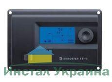 Euroster 11WBZ Термоконтр. управл.твердотоп.котлами с баком-акк.ГВС, насосами контуров ЦО и ГВС, система Антистоп, ЖК экран, 2 выносных датчика темп