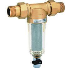 Honeywell промываемый фильтр тонкой очистки серии FF06-1 1/4 AA