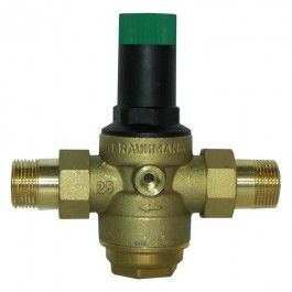 Honeywell Регулятор давления Ду20, Kvs=3.1м3/ч, до 70С, чаша фильтра из латуни цена