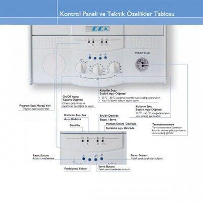 Газовый котел ЕСА Proteus 24HM цены