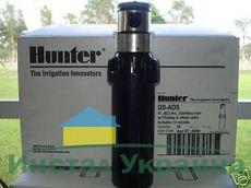 Роторный дождеватель Hunter I-20-ADS Регулируемый сектор 40-360, Н= 10 см., cобр. клапаном, стальной