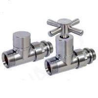 Декоративный клапан прямой регулировки `Futura` хром F419404 `Comap` цены
