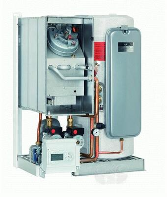 Газовый котел Ferroli DivaTop C 32 m(EX) цена