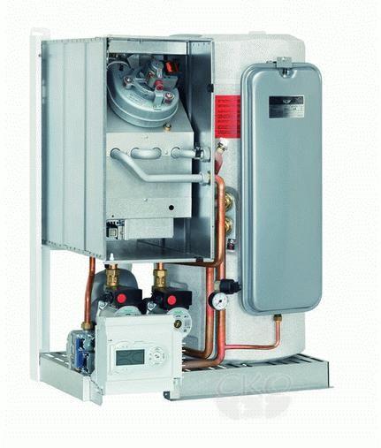 Газовый котел Ferroli DivaTop C 32 m(EX)