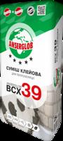 купить Anserglob ВСХ-39 Клеевая смесь для пенополистирола и минеральной ваты