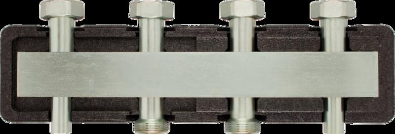 Коллектор для трех насосных групп c встроенным гидравлическим разделителем AFRISO KSV 125-3 HW (77622)