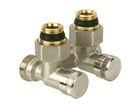 купить Danfoss Н-образный запорный клапан RLV-K 3/4x3/4 угловой