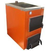 Твердотопливный котел ТермоБар АКТВ -16 з плитою (1 комф.)
