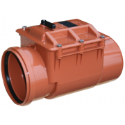 Valrom Клапан обратный D110 для наружной канализации