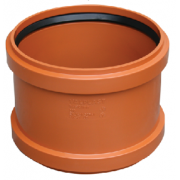 Valrom Муфта ПВХ 160 для наружной канализации