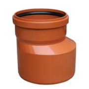 Valrom Редукция ПВХ 250*110 для наружной канализации