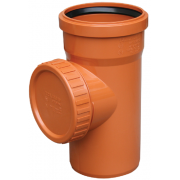 Valrom Ревизия ПВХ 250 для наружной канализации