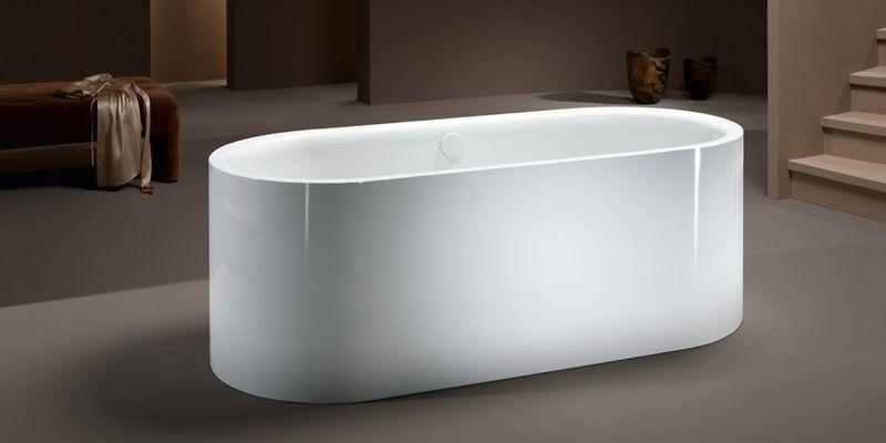Стальная ванна Kaldewei MEISTERSTUCK CENTRO DUO OVAL 180 x 80 x 47