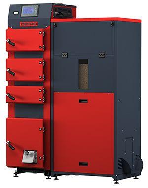 Твердотопливный пеллетный котел Defro DUO EKOPELL 15 кВт цены