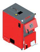 купить Твердотопливный котел Defro DELTA 8 кВт