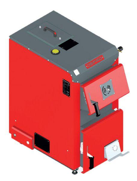 Твердотопливный котел Defro DELTA 12 кВт