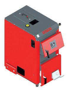 Твердотопливный котел Defro DELTA 28 кВт