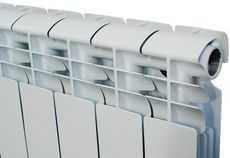 Радиатор алюминиевый Dicalore Base plus 500