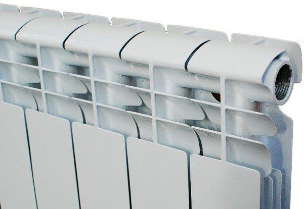 Радиатор алюминиевый Dicalore Standart plus 350