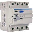 купить HAGER Дифференциальный выключатель напряжения 4x25A, 30 mA, AC, 4м (CD426J)