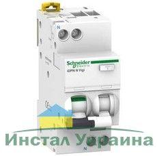Schneider electric Дифференциальный автоматический выключатель iDPN N VIGI 6KA 32A C 30MA (A9D31632)
