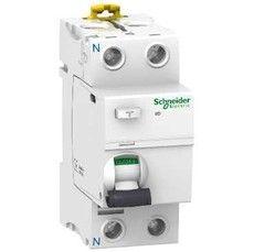 Schneider electric Дифференциальный выключатель напряжения iID K 2P 40A 30мА AC (A9R50240)