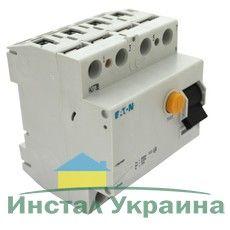 Eaton Дифференциальный выключатель напряжения PF6-63/4/0,03 (286512)
