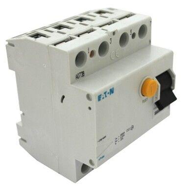 Eaton Дифференциальный выключатель напряжения PF6-63/4/0,3 (286514) цена