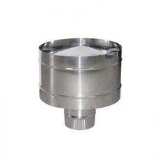 ОКОНЧАНИЯ (Волпер, Искрогаситель) из нержавеющей стали (AISI 304) ф130