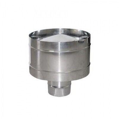 ОКОНЧАНИЯ (Волпер, Искрогаситель) из нержавеющей стали (AISI 304) ф160 цена