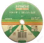 купить Диск отрезной по металлу Hitachi 230х2,0х22 мм