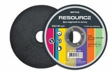 Диск отрезной по металлу 230х2,5х22 мм Resource (17-530)