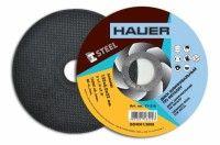 Диск шлифовальный по металлу 180х6,0х22 мм (17-318/17-418)