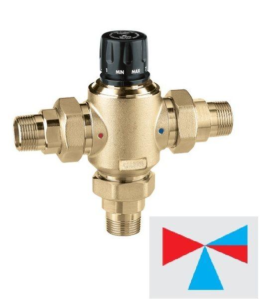 Caleffi смеситель-термостат 1` (523060)