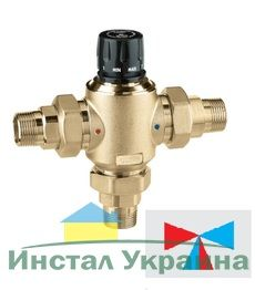 Caleffi смеситель-термостат 1 1/2 (523080)