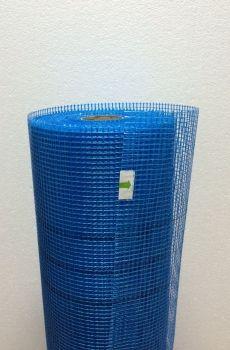 Masterplast Сетка фасадная синяя 5х5 160 г/кв.м.