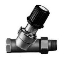 Danfoss Перепускной клапан ADVO 25 R 1` муфта и ниппель прямой