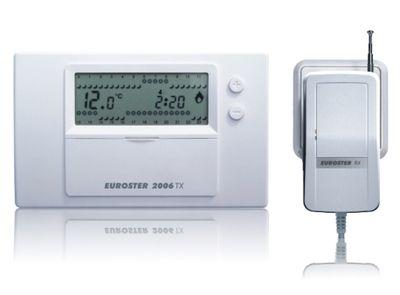 Euroster 2006TX Недельный программатор 5-35°C, аналог 2006, оснащен радиоприемником RX цена