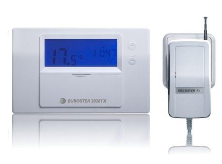 Euroster 2026TX Недельный программатор 5-35°C, аналог 2026