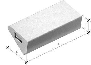 Ступень бетонная ЛС 12-1 775 цена