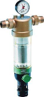 Honeywell фильтры тонкой очистки с механизмом обратной промывки F76S-1/2AAM цена