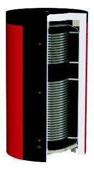 Теплоаккумулирующая емкость NEQ EAI-11-X/Y-800/25 цена